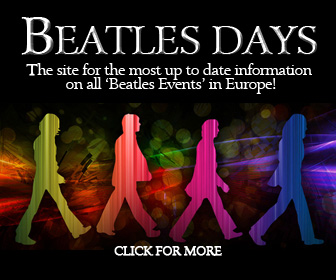 beatles dyas square banner