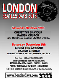 London Beatles Day